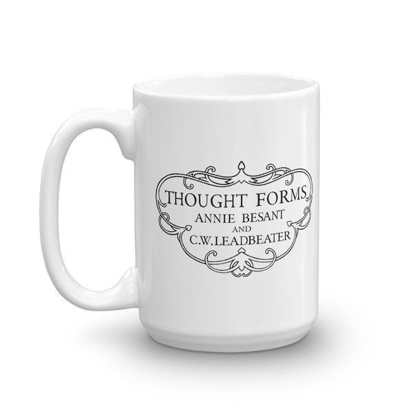 Thought Forms Cartouche Mug