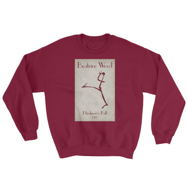 Beatrice Wood Blindman's Ball 1917 Sweatshirt