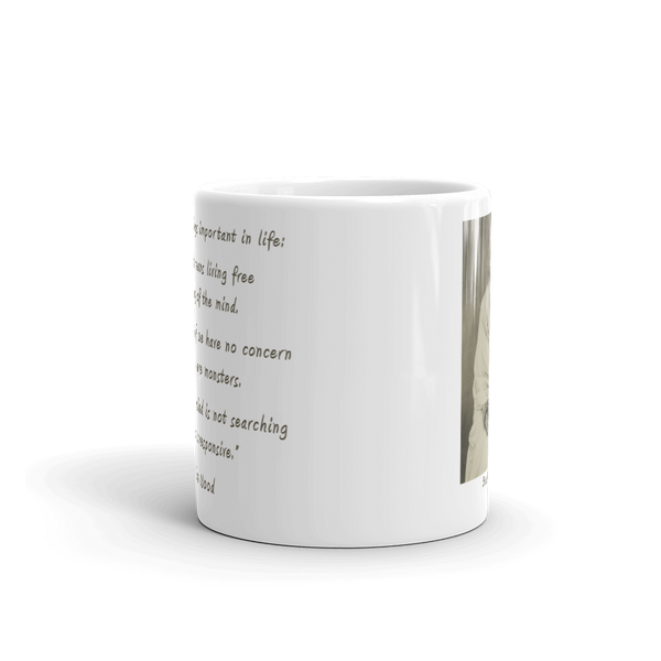 Beatrice Wood with Quote Mug