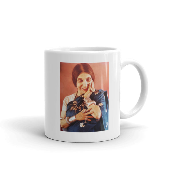 Beatrice Wood Mug with Quote