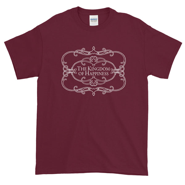 The Kingdom of Happiness Short-Sleeve T-Shirt