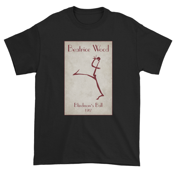Beatrice Wood Blindman's Ball 2017 Short Sleeve T-shirt