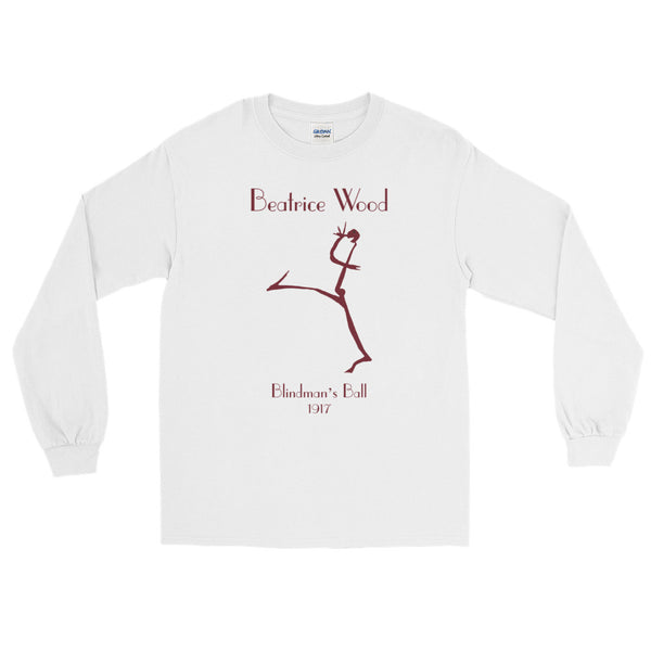 Beatrice Wood Blindman's Ball Long Sleeve T-Shirt