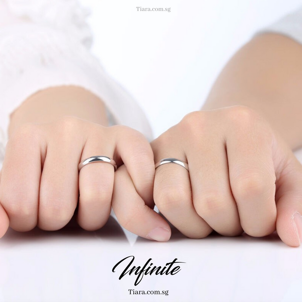 Couple rings Singapore Infinite Wedding rings wedding bands infinite.png