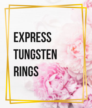 Express Tungsten Rings