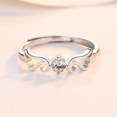 Angelic AR4 (Flash Deal) Adjustable Ring - Tiara.com.sg Singapore Jewelry Shop