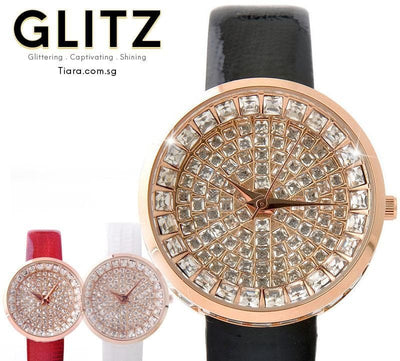Glitz Collection Watches - Tiara.com.sg Singapore Jewelry Shop