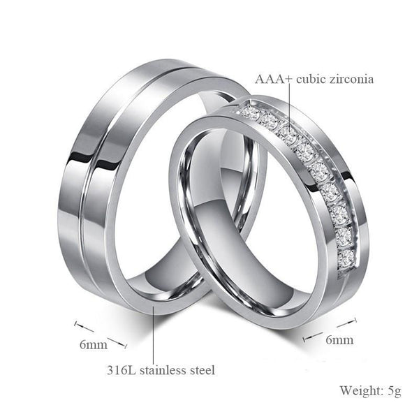 a07f97f1bb Wedding Bands – Tiara.com.sg