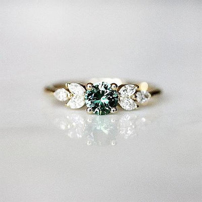 LUXE5055 Ring - Tiara.com.sg Singapore Jewelry Shop