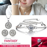 Tiara Fantasy & Lumi Set (See Video)
