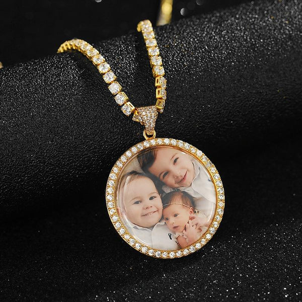 Libi Photo Pendant