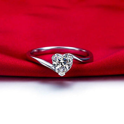 Sweetheart AR8 (Flash Deal) Adjustable Ring - Tiara.com.sg Singapore Jewelry Shop