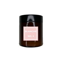 Load image into Gallery viewer, BLANCHE NO. 4 | JASMINE + ORCHID + SEA SALT | AMBER JAR