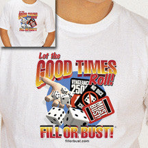 Let The Good Times Roll! t-shirt