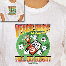 Vengeance Is Sweet! t-shirt