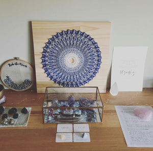 Creating a personal altar space