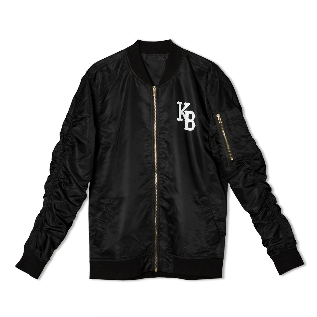 THE KING - Bomber Jacket