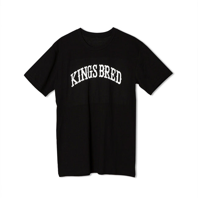THE KING - Black Tee