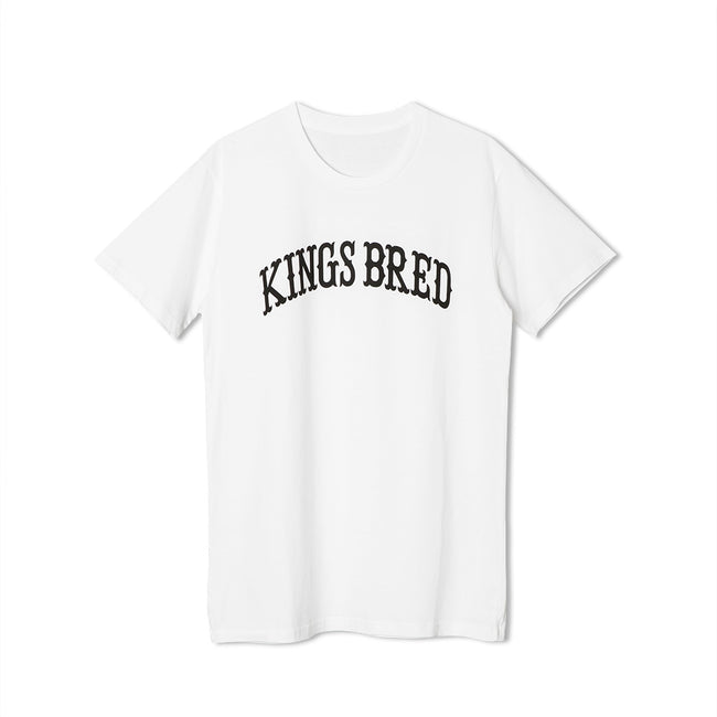 THE KING - White Tee