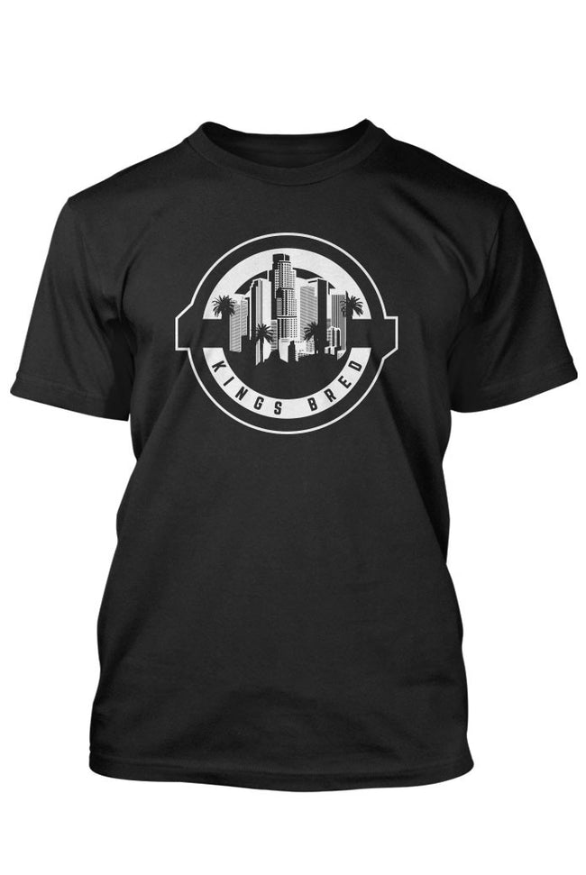 THE CITY - LE Black Tee