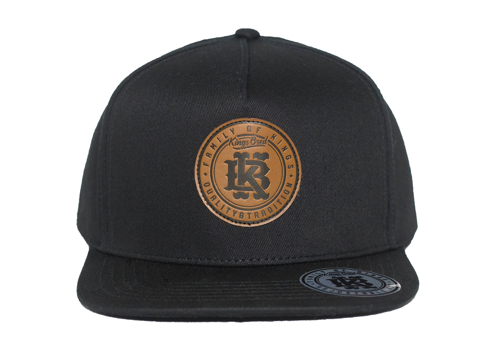 QUALITY & TRADITION - Leather Patch - CLASSIC Snapback