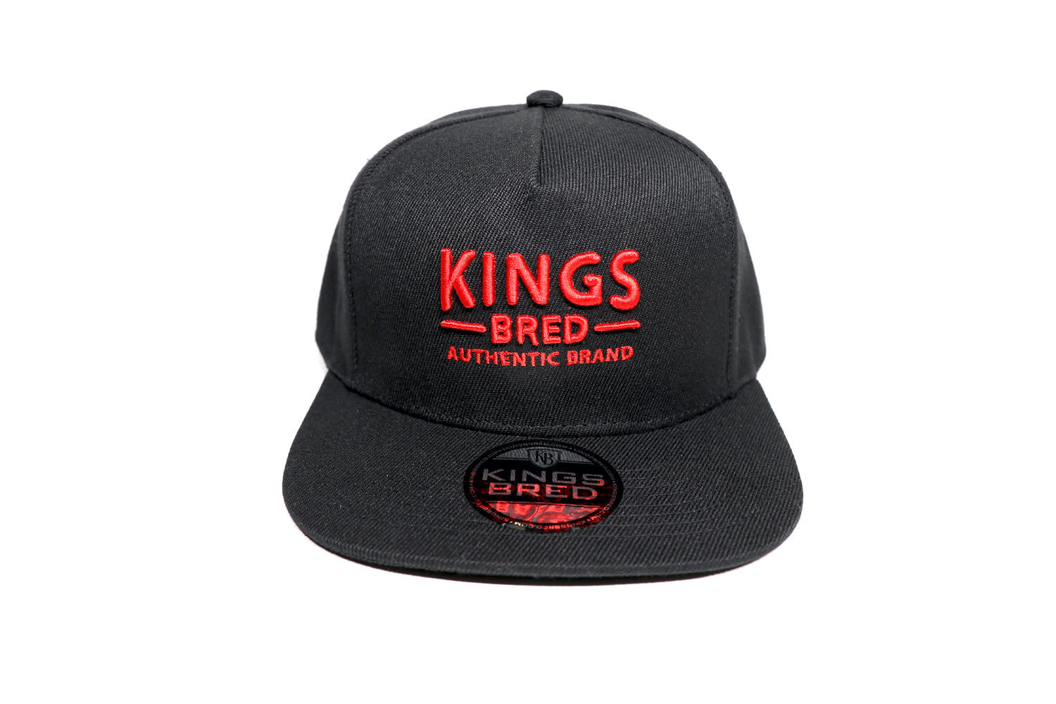 Authentic Brand - Bred Classic Snapback