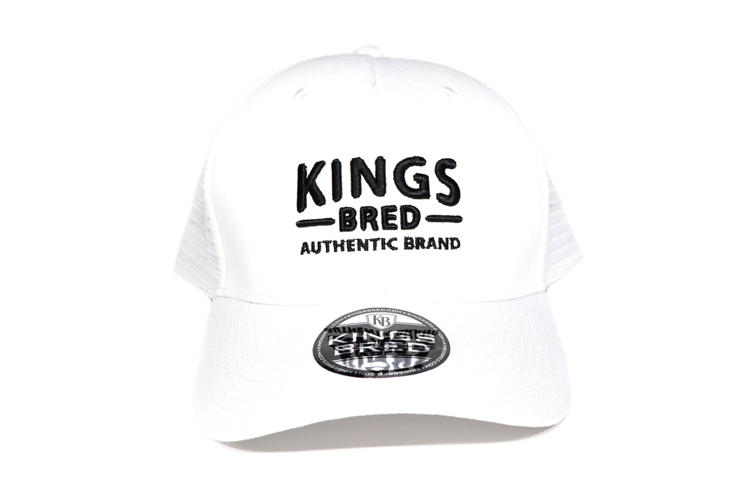 f920051ddb877 Authentic Brand - White Ghost - Retro Trucker – KINGS BRED