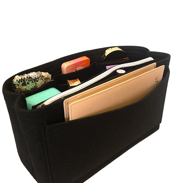 Felt Bag Organiser - Neo the Label - Black