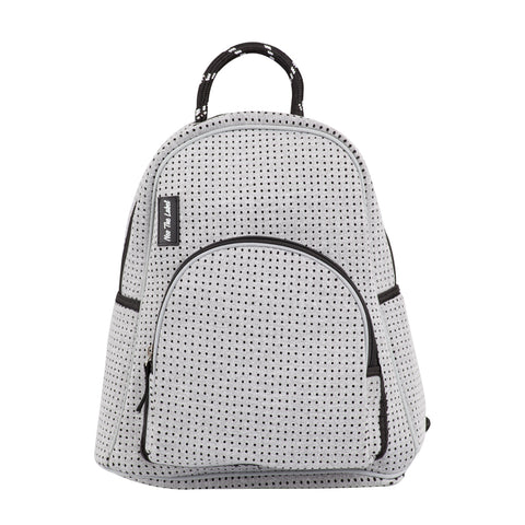 Neoprene Backpack - Neo the Label - Light Marle Grey