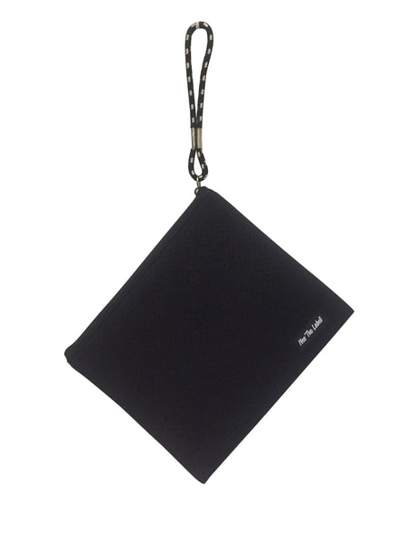 Neoprene Waterproof Pouch - Neo the Label - Black