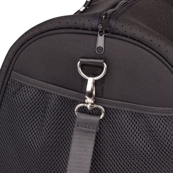 Neoprene Duffle Gym Bag - Neo the Label - Black