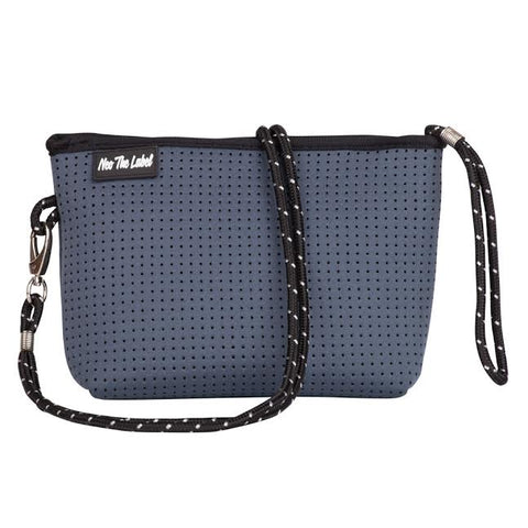 Neoprene Cross Body Bag - Neo the Label - Dark Grey