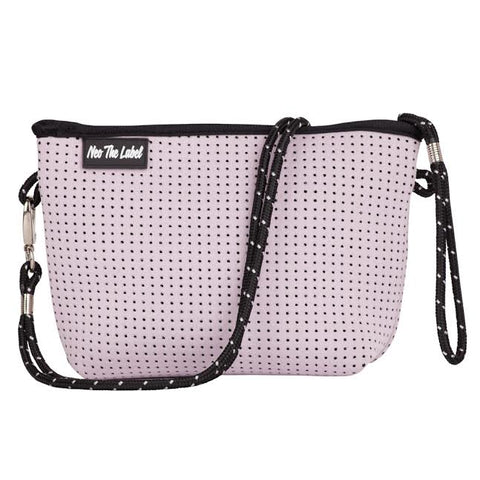 Neoprene Cross Body Bag - Neo the Label - Light Pink