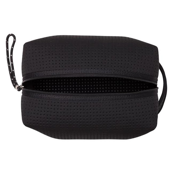 Toiletry Bag - Neo the Label - Mens Black