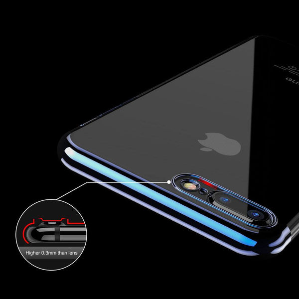 Transparent TPU Case For iPhone 7 - gogetithub