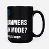 Why Programmers Prefer Dark Mode? - Black Mug