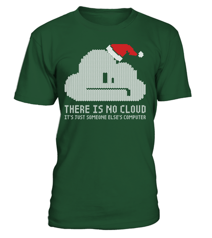 THERE IS NO CLOUD