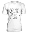 I code what i want Ugly T-shirt