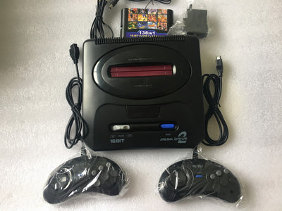 SEGA Video Game Console (138 games) (16 bit)