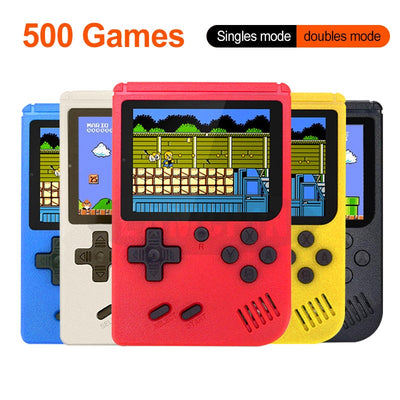 Portable Console Handheld (500 Games)