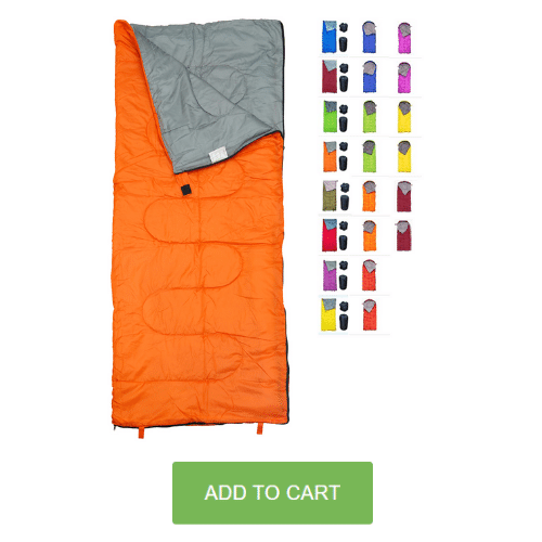 revalcamp sleeping bags