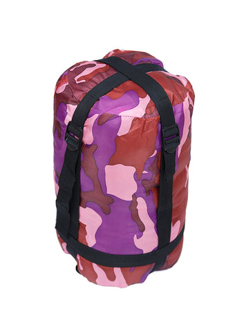 Compression Bag Pink Camo