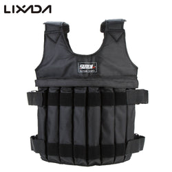 New Adjustable Weighted Vest Max Loading 20kg