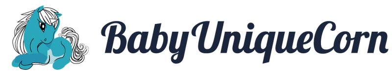 Babyuniquecorn logo - earth friendly shop