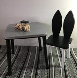 Bunny Chair Spiky Ears-Chair-BabyUniqueCorn
