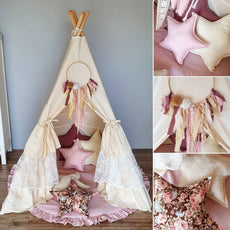 Teepee Yellow Angel-Teepee-BabyUniqueCorn