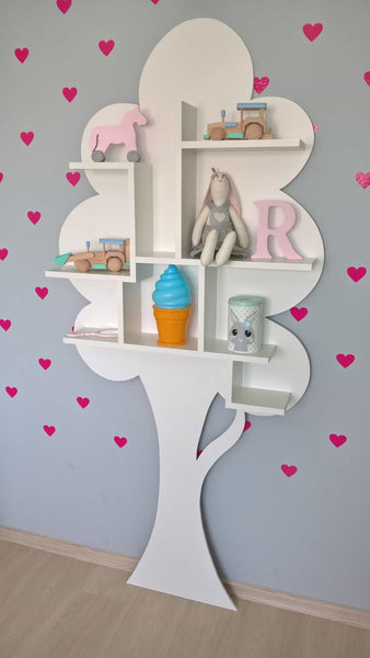 Tree Bookshelf-Shelf-BabyUniqueCorn