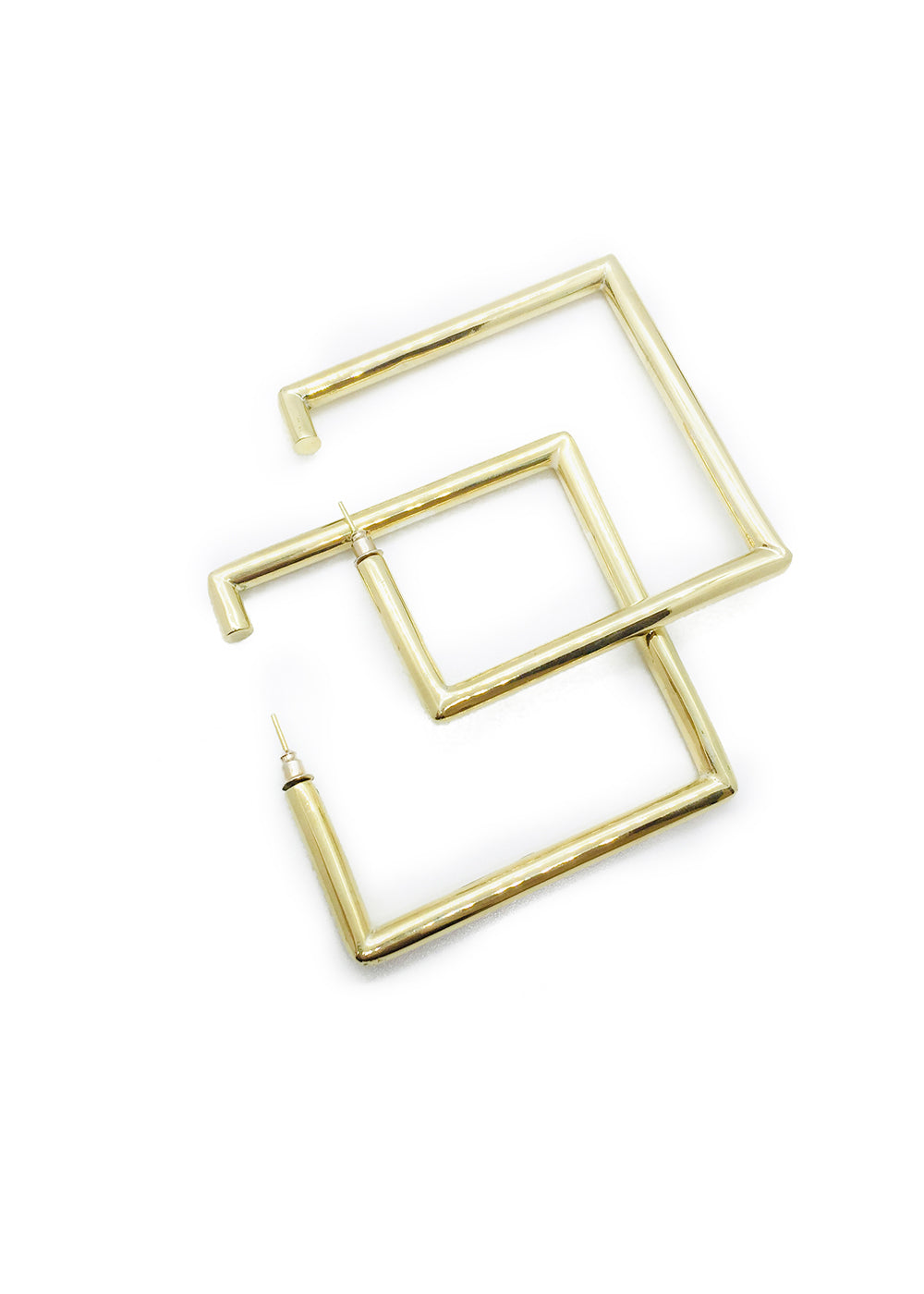 VENUS'S SISTER SQUARE EARRINGS