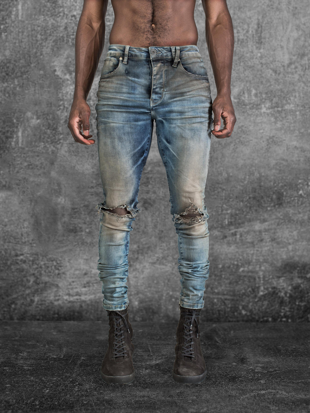 Dirt Denim
