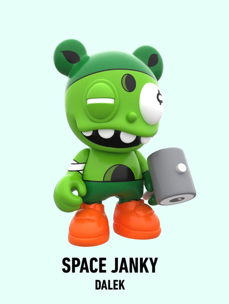 SUPERPLASTIC - JANKY - SERIES ONE